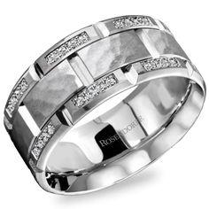 Rosendorff Men's Wedding Ring