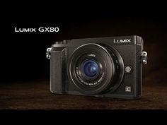 DMC-GX80 4K Compact System Camera | Panasonic UK & Ireland