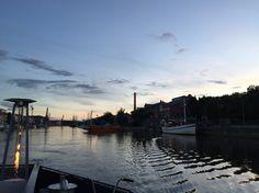 Turku- Aurajoki
