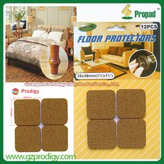 Adhesive Cork Pads For Furniture Legs