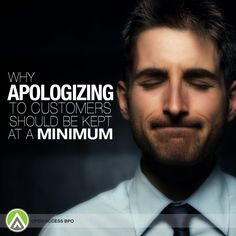 #CustomerService Tip: Apologizing too frequently can make the apology lose its value.  Let the magic word slip out of your tongue ONLY when needed.