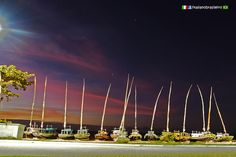 #Maceió (AL) - Praia de Pajuçara www.italianobrasileiro.com