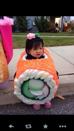 So adorable. If I ever had an Asian kid..