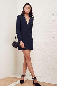 Style I spring summer fashion I Blazer style dress I long sleeve mini dress I eclectic style I musthave pumps @monstylepin