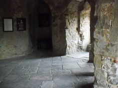 Prison cell of Thomas More.
