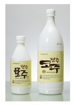 korean traditional liquor -makgeolli