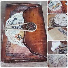 Notizbuch - Envelope Vintage von Soulwings-Handmade with ♥ auf DaWanda.com