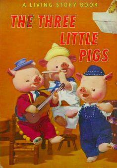 THE THREE LITTLE PIGS:飯沢匡/土方重巳  http://twin-rabbit.com/?pid=72924935