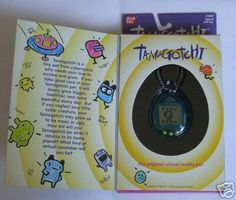 I was obsessed with this thing, even the packaging made it seem so important.
