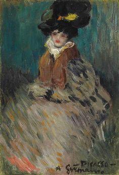 Pablo Picasso (1881-1973) Germaine
