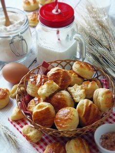 Az otthon ízei: Habkönnyű burgonyás pogácsa maradék krumplipüréből
