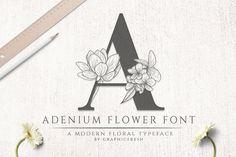 Sans Serif, Serif Font, Logo Restaurant, Logo Online, Floral Font, Envato Elements, Stamp, Modern Fonts, Vintage Fonts