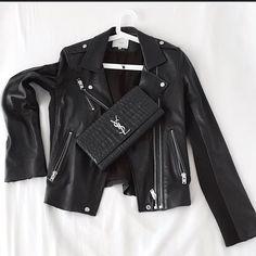 WEBSTA @ fashion_glance - ✖️M O N O C H R O M E ✖️