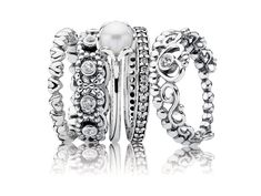 WIN!+Pandora+Stacking+Rings+with+Sugahfix.com+#MyRingsMyStyle