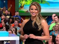 Amber Lancaster - The Price Is Right (3/24/2015) ♥