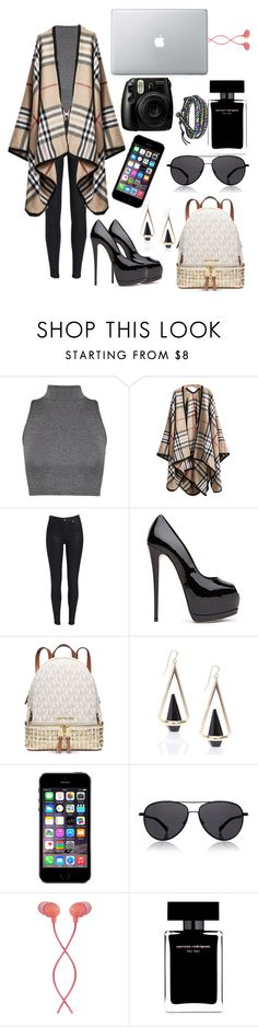 """Trendy"" by o0o8rosemary8o0o ❤ liked on Polyvore featuring WearAll, Michael Kors, The Row, The House of Marley, Narciso Rodriguez and AeraVida"