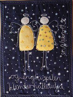 Mrs Moen: Christmas card Parade