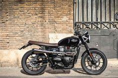 2016 Triumph Bonneville Street Twin Review | MOTORCYCLIST