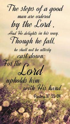 Psalms 37:23-24