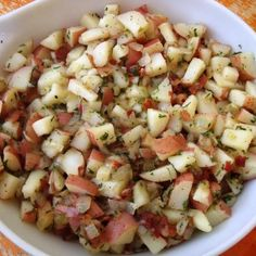 Authentic German Potato Salad II Recipe