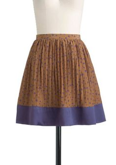 Grape to Meet You Skirt