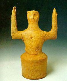 Θεότητες της μινωικής εποχής - ΔΙΑΝΟΙΑ