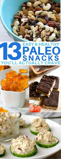 Delicious low carb paleo snack ideas that you NEED to stick to your paleo eating. , Delicious low carb paleo snack ideas that you NEED to stick to your paleo eating. Delicious low carb paleo snack ideas that you NEED to stick to you. Weight Watcher Desserts, Paleo Treats, Healthy Snacks, Paleo Diet Snacks, Paleo Diet Rules, Paleo Diet Plan, Paleo Food, Healthy Appetizers, Low Gi Snacks