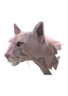 Animals by Juanco, via Behance