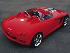 Ferrari Rossa (Pininfarina), 2000