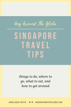 The ultimate Singapore itineray with things to do in Singapore and travel tips on where to go and what to eat for the first time visitor. Singapore Guide, Singapore Travel Tips, Singapore Itinerary, Romantic Destinations, Romantic Travel, Travel Destinations, Ways To Travel, Best Places To Travel, Packing List For Travel
