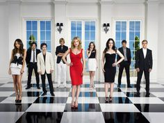 Revenge...my favorite show right now.  So suspenseful and the clothes are fantastic!
