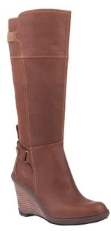Timberland - Women's Stratham Heights Tall Wedge Boot