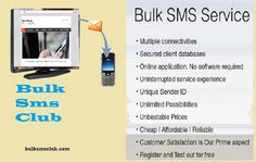 For Bulk sms Services at Best Price Visit at http://bulksmsclub.com/contact/