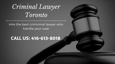 Hire the professional who handle your case very easily, meet For more details call at: Criminal Law, Lawyers, Toronto, Handle, Meet