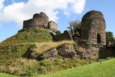 Launceston Castle, near Altarnun, Cornwall