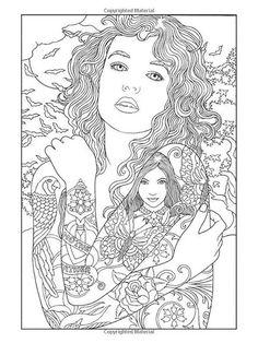 Kleurplaten Pretty Little Liars Dover Publications Dovers And Art Nouveau On Pinterest