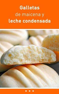 #galletas #maicena #lechecondensada #fácil