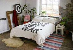 6 Pasos para Decorar tu cuarto al estilo Hippie.