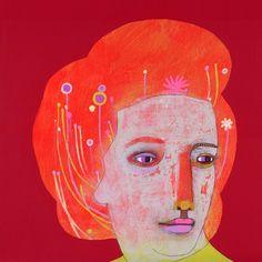 From artist Jennifer Davis--often whimsical, sometimes eerie