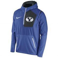7821993b5ce Nike BYU Cougars College Speed Fly Rush Jacket (Royal) - NCAA Florida State  University