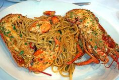 London's Best Lobster and Italian Classics Heaven at Vicino in Parsons Green