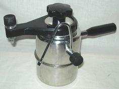 Not Defteri: Espresso-Cappuccino Stovetop Coffee Maker 3 to 9-c...