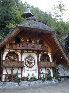 Hofgut Sternen, Black Forest, Germany
