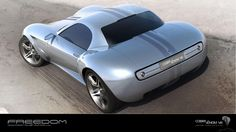 2004 Shelby Cobra concept | AmcarGuide.com - American muscle car guide