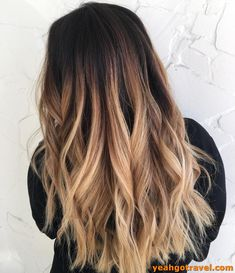 24 Best Brown Hair Color Ideas For This Year #brownhair #haircolor #hairstyles #hairstylesideas #womenhairstyles Light Brown Ombre Hair, Brown To Blonde Ombre Hair, Beach Blonde Hair, Best Ombre Hair, Brown Hair With Highlights, Brown Blonde Hair, Brown Hair Colors, Blond Bob, Blonde Wig
