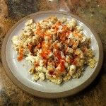 Egg Whites & Oatmeal Bowl