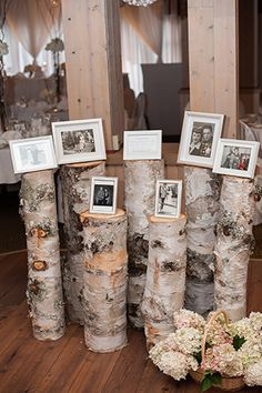 A tribute to those loved ones who passed away before the wedding. Beautiful and moving! Contemporary elegant wedding in O'Leary, PEI at Rodd Mill River Resort