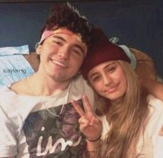 Jc and Lia! How did I not know about this!