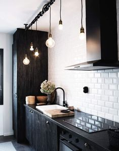 7 Simple and Modern Tricks Can Change Your Life: Kitchen Remodel Diy Butcher Blocks kitchen remodel backsplash floors.Old Kitchen Remodel Small kitchen remodel with island seating. Deco Design, Küchen Design, House Design, Design Trends, Modern Design, Wall Design, Design Room, Loft Design, Design Hotel