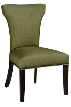 Exceptionnel Contemporary Curved Back Parsons Chair   Dining Chairs   Kitchen And Dining  Room Furniture